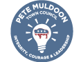 Muldoon for Council logo